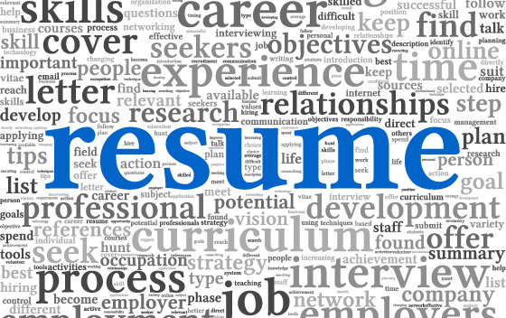 Put Your History Degree To Work  Resume Writing Workshop
